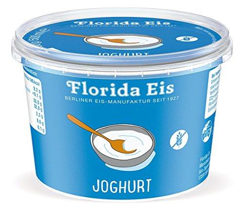 "Preisvergleich Produktbild Eiscreme""Florida Eis"" Joghurt - Familienpackung - 500ml"