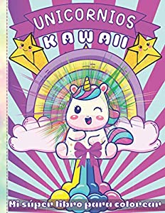 Unicornios Kawaii - Mi súper