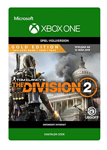 Tom Clancy\'s The Division 2: Gold Edition  | Xbox One - Download Code