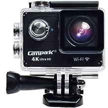 Campark®Original mini ultra cámara 4K HD1080P WiFi DV Action Sports Cámara impermeable