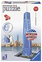 Ravensburger One World Trade Center 3D Puzzle (216-Piece)