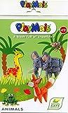 PLAYMAIS LIVRE ANIMAUX N°2
