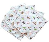 Babymajawelt 13576 Mull Waschlappen Flowers 40