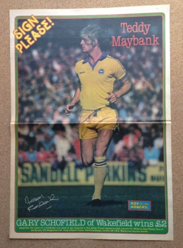 roy-rovers-preprinted-autographed-football-picture-brighton-hove-albion-maybank