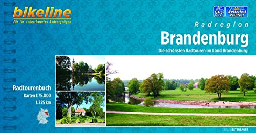 Brandenburg Schoensten Radtouren 2013 por Bikeline
