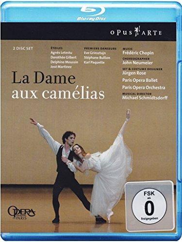 La Dame Aux Camélias [Blu-ray] [Import italien]