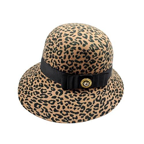 Cappello signora cupola big top/Uscire a cappello-A
