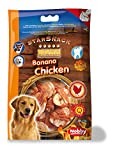 Nobby 70096 StarSnack Barbecue Banana Chicken, 113 g