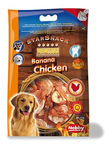 Nobby STARSNACK Barbecue Banana Chicken  113 g