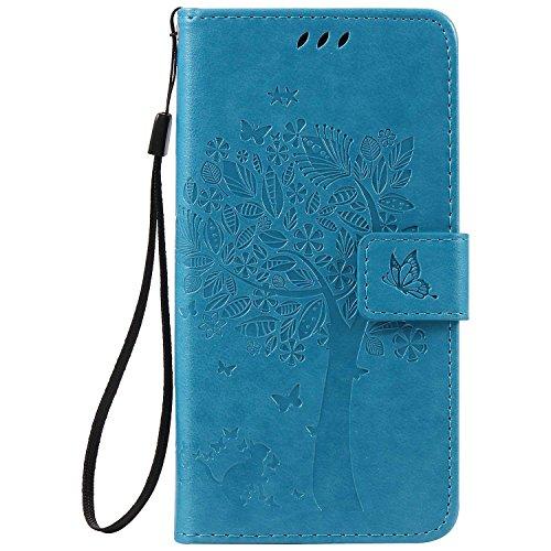 Guran® PU Leder Tasche Etui für Lenovo ZUK Z2 Pro 5.2