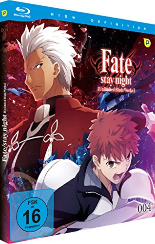 Vol. 4 (Limited Edition inkl. Booklet) [Blu-ray]