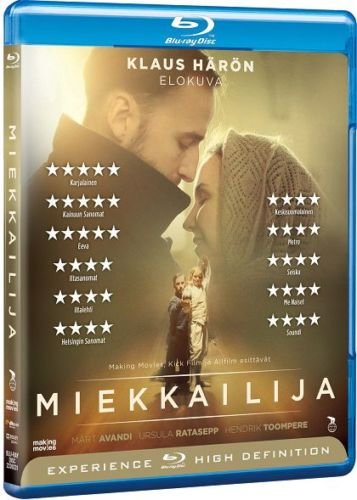Vehkleja (Miekkailija / The Fencer) Blu-ray English subtitles