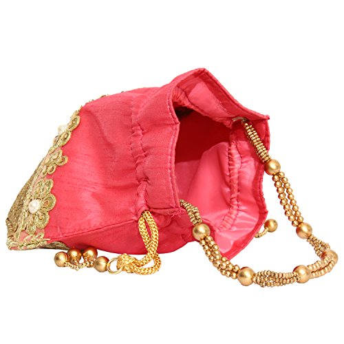 BagaHolics Women's Clutch (Pink)