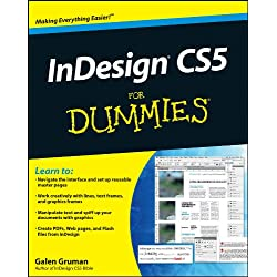 InDesign CS5 for Dummies (For Dummies Series)
