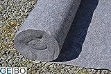 1 qm Teichvlies Schutzvlies 300 g/qm - Gartenteichvlies