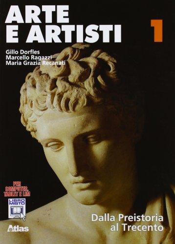 Arte e artisti. Per le Scuole superiori. Con espansione online: 1