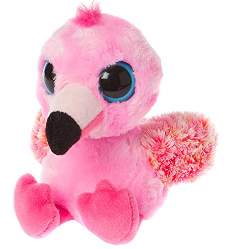 yoohoo-and-friends-5-inch-flamingo-plush-toy-pink