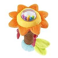 Baby Fehn 67644 Çıngıraklı Aktivite Güneşi, Çok Renkli