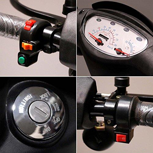 Elektro-Motorroller Rolektro eco-City 20 V2 Bild 6*