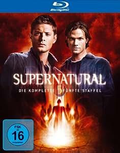 BD * Supernatural - Staffel 5 (Box Set / 5 Discs) [Blu-ray] [Import allemand]