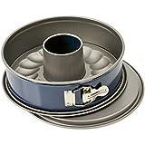 KAISER Springform mit Rohrboden ø 26 cm Energy gute Antihaftbeschichtung 30% kürzere Backzeit Auslaufschutz