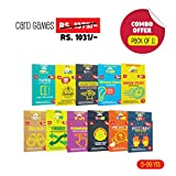 #2: Toiing Return Gift Combo - Pack of 11 Fun Educational Card Games for Kids