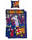 FC Barcelona Neymar, Suarez, Messi, Iniesta Bettwäsche