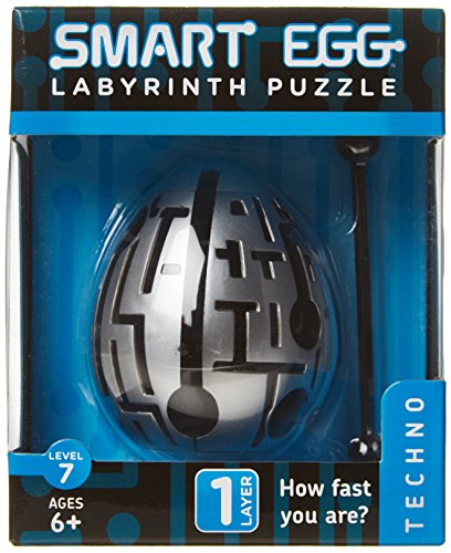 BePuzzled Smart Egg Techno