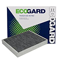 Ecogard XC10022C Premium Cabin Air Filter with Activated Carbon Odor Eliminator Fits Buick Envision 2016-2020, Enclave 2017-2018, Regal Sportback 2018-2020, Lacrosse Hybrid 2018