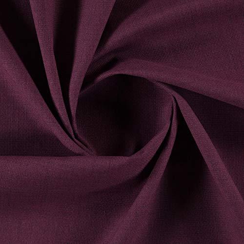 Luisa 031-98% Polyester, 2% Baumwolle, Violett Luisa Satin
