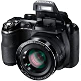 Fujifilm FinePix S4500 Digital Camera (14MP, 30x Optical Zoom) 3 inch LCD Screen