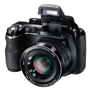 Fujifilm Finepix S4500 Appareil Photo compact 14 Mpix Zoom Optique 30 x écran 7.6 cm Noir