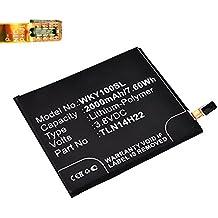 CELLONIC® Batería premium para Wiko Highway Pure / Highway Signs (2000mAh) TLN14H22, TLE14E20 bateria de repuesto, Smartphone pila reemplazo, sustitución