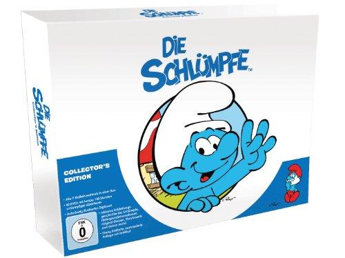 Die Schlümpfe - Collector's Edititon (43 DVDs)