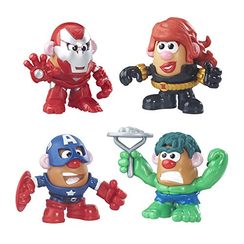 Mr. Potato Head Mash Ups Marvel Super Hero Rally Pack