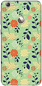 The Racoon Grip printed designer hard back mobile phone case cover for Letv Le 1s. (Crazy Wild)