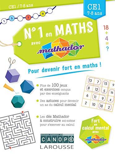 Numéro 1 en maths avec Mathador CE1