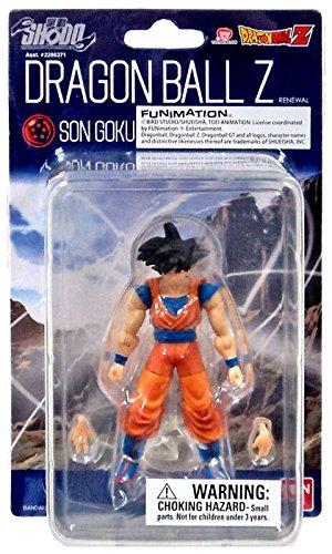 """Dragon Ball Z Renewal Son Goku 3 3/4"""" Action Figure"""