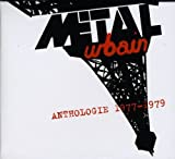 Anthologie 1977-1979 [Poster - Boxset] by Metal Urbain