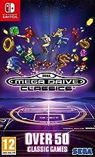 SEGA Mega Drive Classics (Switch) - [AT-PEGI] [Importación alemana]
