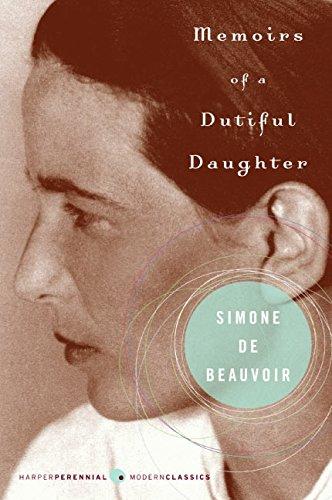 Memoirs of a Dutiful Daughter (Perennial Classics)