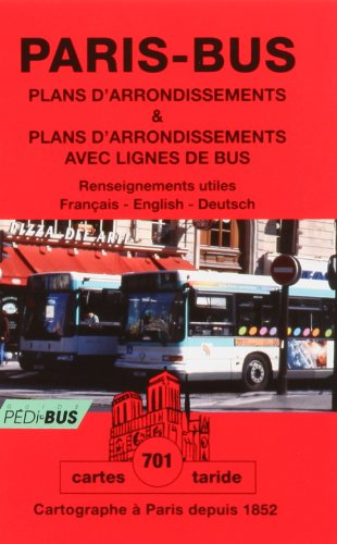 Paris Bus 701