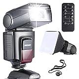 Neewer® TT560 Speedlite Blitzgerät *Luxus Ausstattung* für Canon Nikon Sony