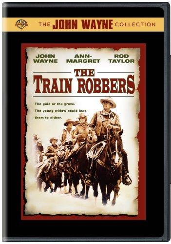 The Train Robbers by John Wayne
