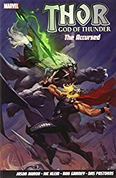 Thor God of Thunder Volume 3: Once Upon a Time in Midgard by Jason Aaron (2014-05-06)
