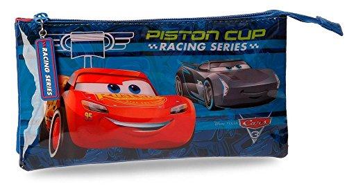 DisneyTrousse 3 compartiments Cars Racing