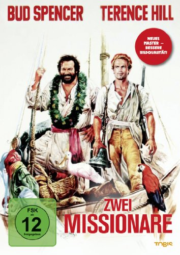 Zwei Missionare (DVD/BluRay)
