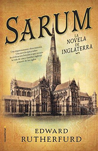Sarum: La novela de Inglatera por Edward Rutherfurd