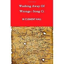 the washing away of wrongs