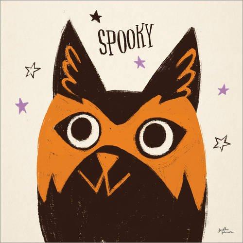 d 80 x 80 cm: Spooktacular IX von Janelle Penner/Wild Apple Graphics ()